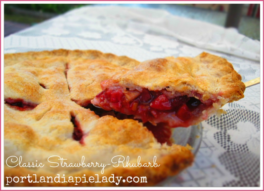 Classic Strawberry-Rhubarb