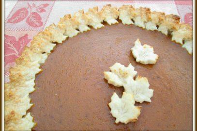 Pumpkin Pie Perfection
