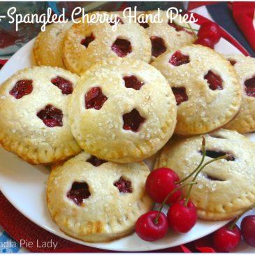 Star-Spangled Hand Pies