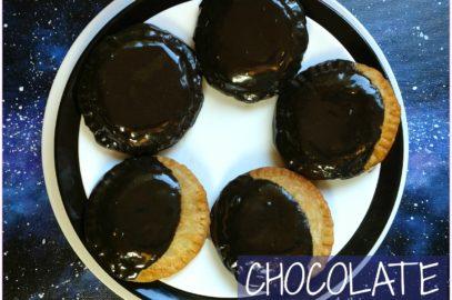 Chocolate Moon Hand Pies