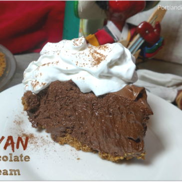 Mayan Chocolate Cream